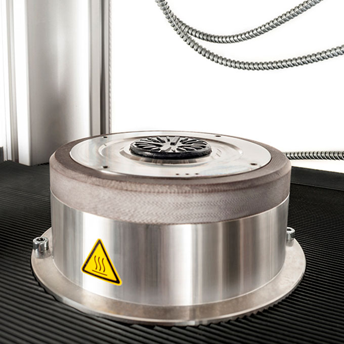Moving Die Rheometer Montech Rubber Testing Solutions